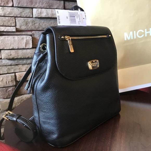 Michael Kors Bags 368 Bedford Zip Backpack Mk Handbag Poshmark